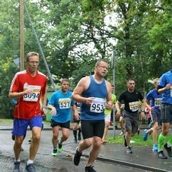 SEB Tallinna Maratoni Sügisjooks 10 km - Meelis Lipping (953), Andrew Solodchenko (2926)
