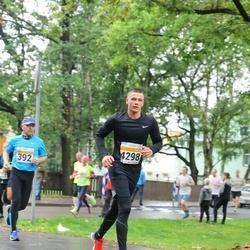 SEB Tallinna Maratoni Sügisjooks 10 km - Artur Kusnerov (4298)