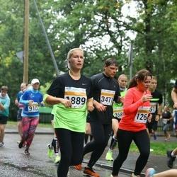 SEB Tallinna Maratoni Sügisjooks 10 km - Gaili Roosla (1889), Aare Kaarma (3477)