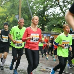 SEB Tallinna Maratoni Sügisjooks 10 km - Janek Aedmäe (1891), Kairit Veering (4589)