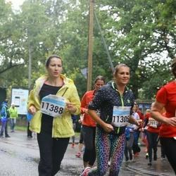 SEB Tallinna Maratoni Sügisjooks 10 km - Natalja Tkatenko (11305), Anna Sitnikova (11388)