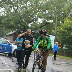 SEB Tallinna Maratoni Sügisjooks 10 km - Adeele Kont-Kontson (3501)