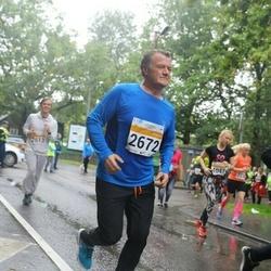 SEB Tallinna Maratoni Sügisjooks 10 km - Arvo Sarapuu (2672)
