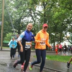 SEB Tallinna Maratoni Sügisjooks 10 km - Kerli Maro (4285), Kätlin Luik (4286)