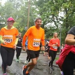 SEB Tallinna Maratoni Sügisjooks 10 km - Roland Sälik (2950), Pille Nikonorova (2951)