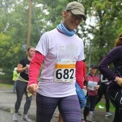SEB Tallinna Maratoni Sügisjooks 10 km - Jane Änilane (682)