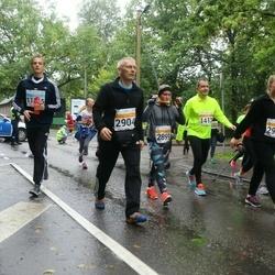 SEB Tallinna Maratoni Sügisjooks 10 km - Aarne Neimann (2904)