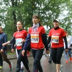 SEB Tallinna Maratoni Sügisjooks 10 km - Anne Värbu (8768), Berit Tamme (8769)