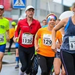 SEB Tallinna Maraton - Johan Gröndahl (1135), Annemari Muru (1299)