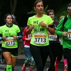 SEB Tallinna Maratoni Sügisjooks 10 km - Angelica Uus (3713)