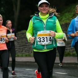 SEB Tallinna Maratoni Sügisjooks 10 km - Julia Trofimova (3314)