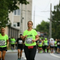 SEB Tallinna Maraton - Mervi Saviaro (1034)