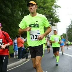 SEB Tallinna Maraton - Mario Sults (1737)