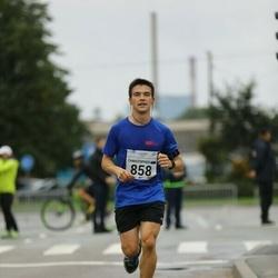 SEB Tallinna Maraton - Christopher Raastad (858)