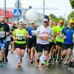 SEB Tallinna Maraton - Eve Tobias (1169), Kristjan Peterson (1271), Janne Salmela (1919)