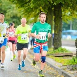 SEB Tallinna Maraton - Chris Derrick (217)
