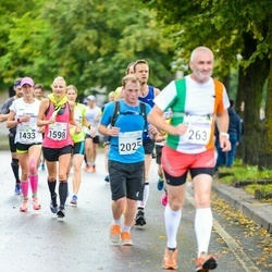 SEB Tallinna Maraton - Sergei Komarov (202), Brian Pope (263)