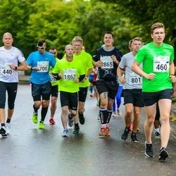 SEB Tallinna Maraton - Harri Mäkelä (440), Andre Tammik (460), Pekka Jakovuori (700), Ailar Limmer (775), Dafydd Pritchard (1863)