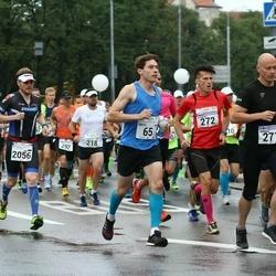 SEB Tallinna Maraton - Antti Kaasalainen (65), Christian Brandt (218), Anatolii Diachenko (251), Markus Ilva (271), Zygmunt Brozek (272), Mihhail Skrjabin (2056)