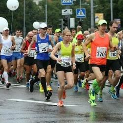 SEB Tallinna Maraton - Marek Luts (25), Reemet Küünruss (96), Jan Dubrovski (102), Enno Rohelpuu (133), André Abner (192), Tanja Ilomäki (266), Priit Jaagant (1707)