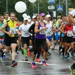 SEB Tallinna Maraton - Aleksi Peltonen (22), Philipppeee Mandray (76), Kristjan Niinemaa (129), Chris Derrick (217), Elina Junnila (222), Peteri Grauen (282)