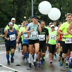 SEB Tallinna Maraton - Sergei Shliakhtenko (388), Maili Pallas (412), Henrik Zvorovski (545), Alexandr Lebedevich (789), Bret Schär (815), Conny Lundell (832), Aliaksei Liavonau (1874)