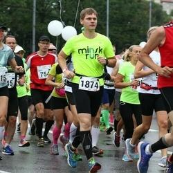 SEB Tallinna Maraton - Bret Schär (815), Aliaksei Liavonau (1874)