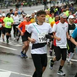 SEB Tallinna Maraton - Krzysztof Pysiewicz (1401), Andras Gelencser (1968)