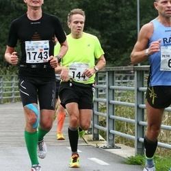 SEB Tallinna Maraton - Petri Heino (68), Mikko Tylli (144), Artur Praun (1743)