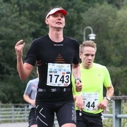 SEB Tallinna Maraton - Mikko Tylli (144), Artur Praun (1743)