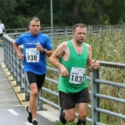 SEB Tallinna Maraton - Rene Holst (938), Andero Sopp (1833)