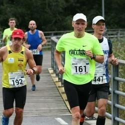 SEB Tallinna Maraton - Argo Kerner (161), André Abner (192)
