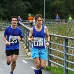 SEB Tallinna Maraton - Hektor Uustalo (810), Christopher Raastad (858)