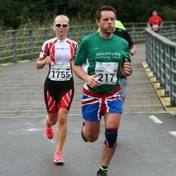 SEB Tallinna Maraton - Chris Derrick (217), Kristel Sillaots (1755)