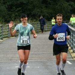 SEB Tallinna Maraton - Silver Nuga (400), Bret Schär (815)