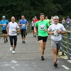 SEB Tallinna Maraton - Andre Tammik (460), Tarmo Toom (1934)