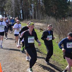 84. Suurjooks ümber Viljandi järve - Agur Ostrak (943), Mihkel Mäemat (2459)