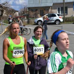 84. Suurjooks ümber Viljandi järve - Helen Takk (4040), Annika Rull (4097)