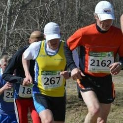 84. Suurjooks ümber Viljandi järve - Kalle Koop (267), Aarne Sammel (2162)