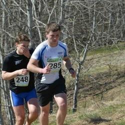 84. Suurjooks ümber Viljandi järve - Agris Peedu (248), Peeter Karin (285)