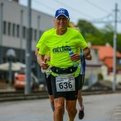 SEB Tallinna Maraton - Benoit Rancourt (636)
