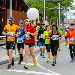 SEB Tallinna Maraton - Päivi Linnero (1050), Arkadii Rozhdestvenskii (1087), Alar Siemann (1946), Aare Huik (2050)