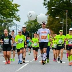 SEB Tallinna Maraton - Tauno Sau (1230), Linda Meiesaar (1469), Piret Kuldner (1744), Kaja Mulla (1807)