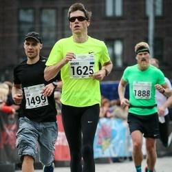 SEB Tallinna Maraton - Vesa Oinonen (1499), Andre Lomaka (1625)