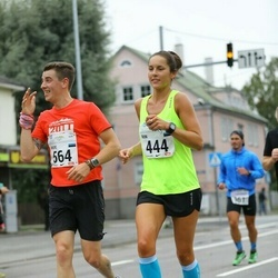 SEB Tallinna Maraton - Riin Buddell (444), Andre Petraudze (564)