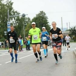 SEB Tallinna Maraton - Michael Jurkeit (627), Antti Saari (637), Anni Nummela (2087)