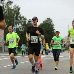 SEB Tallinna Maraton - Aarne Vasarik (556), Toomas Suiste (3274)