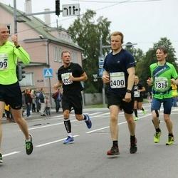 SEB Tallinna Maraton - Keijo Jeret (823), Endre Varik (1319)