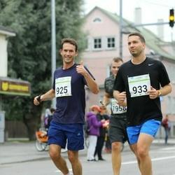 SEB Tallinna Maraton - Brice Gasnier (925), Louis Biasin (933)