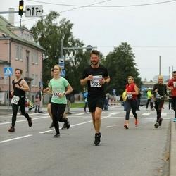 SEB Tallinna Maraton - Annika Adoberg (531), Tobias Granbacka (983)